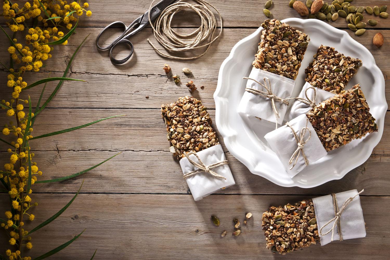 Cereal bars with wheat bran - Mills of Crete - Vero Cretan